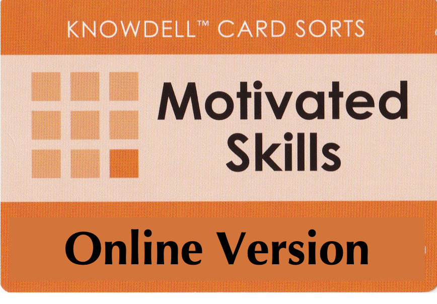 Knowdell Motivated Skills Online Card Sorts
