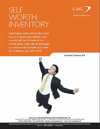 Self Worth Inventory